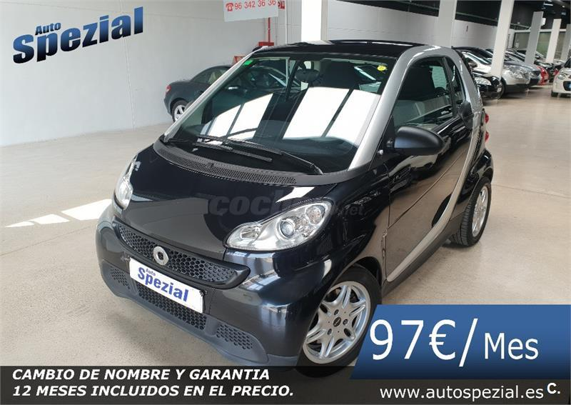 SMART fortwo Coupe 52 Passion 3p.