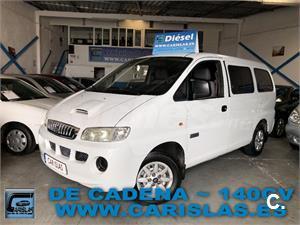 HYUNDAI H1 Van 2.5 CRDi VGT 6 plazas