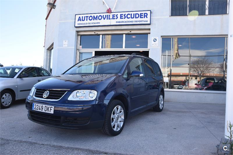 VOLKSWAGEN Touran 1.9 TDI ADVANCE 5p.