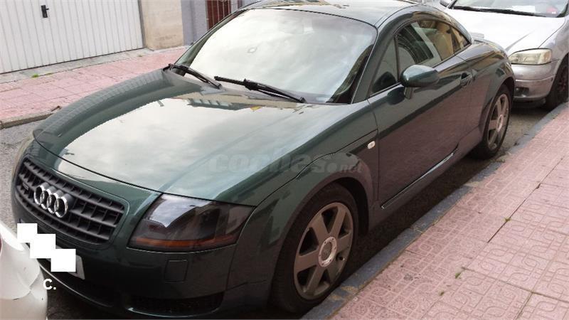 AUDI TT 1.8T QUATTRO 165 KW 3p.
