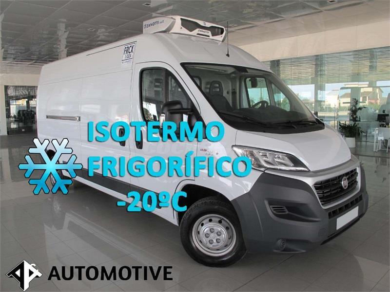 FIAT DUCATO 2.3 MJT. 130CV L3H2 ISOTERMO FRIGORÍFICO -20ºC