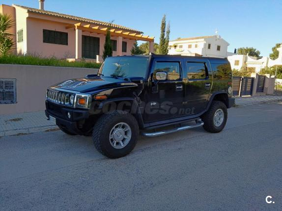 HUMMER H2 6.0 V8 LUXURY 6 PLAZAS 5p.