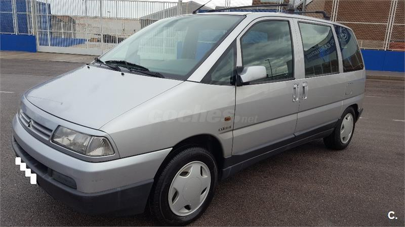 CITROEN Evasion 2.1 TD EXCLUSIVE 5p.