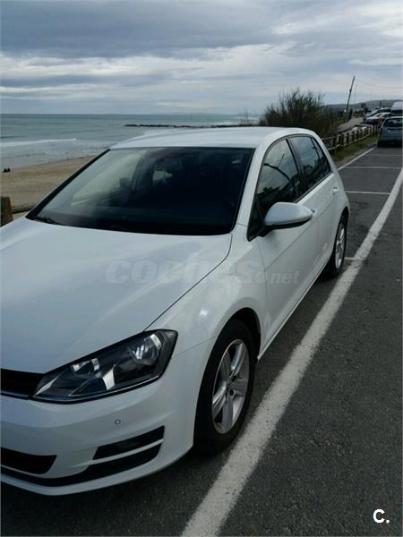 VOLKSWAGEN Golf Advance 1.6 TDI 105cv BMT DSG 5p.