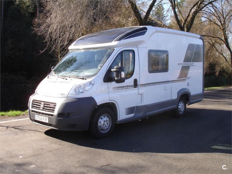 Vendo estupenda Knaus Van TI 550 MD