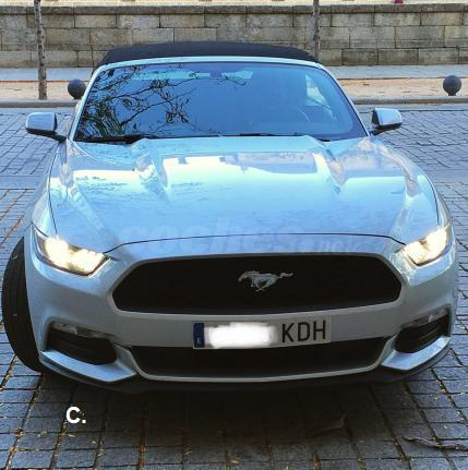 FORD Mustang 2.3 EcoBoost 314cv Mustang Aut. Conv. 2p.