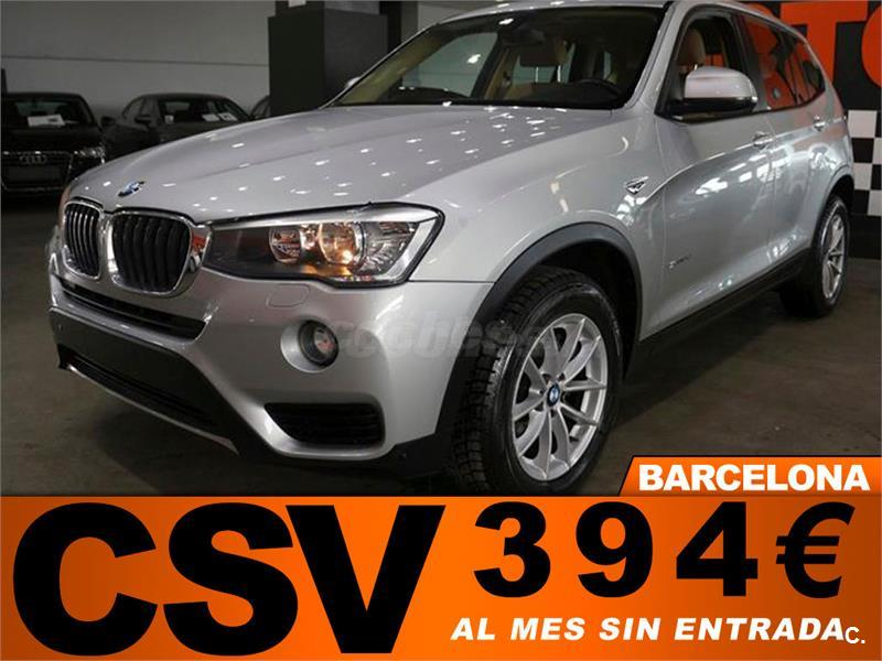 BMW X3 sDrive18d 5p.