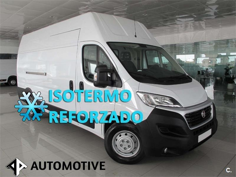 FIAT DUCATO 2.3 MJT. 150CV L4H3 ISOTERMO REFORZADO