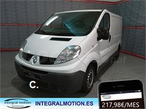 RENAULT Trafic Furgon 29 L1H1 dCi 90 E5
