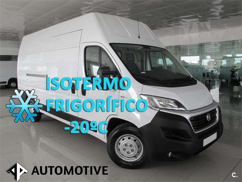 FIAT DUCATO 2.3 MJT. 150CV L4H3 ISOTERMO FRIGORÍFICO -20ºC