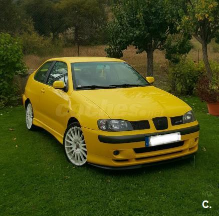 SEAT Cordoba 1.8 20V T CUPRA 2p.