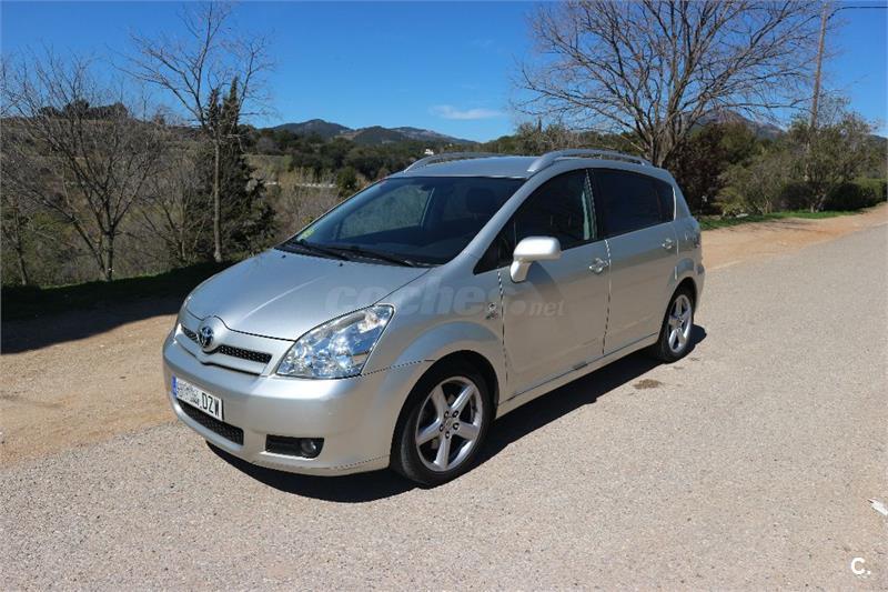 TOYOTA Corolla Verso 2.2 D4D 177cv Sport 5p.