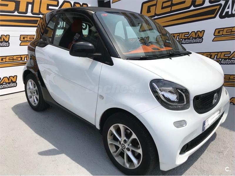 SMART fortwo 1.0 52kW 71CV SS PASSION COUPE 3p.
