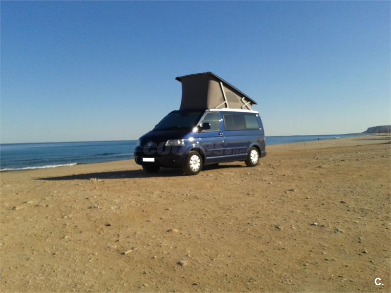 Volkswagen California T5 ComfortLine 2.5TDi 130cv