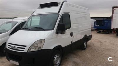 IVECO DAILY 35S10 ISOTERMO FRIO MANTENIMIENTO