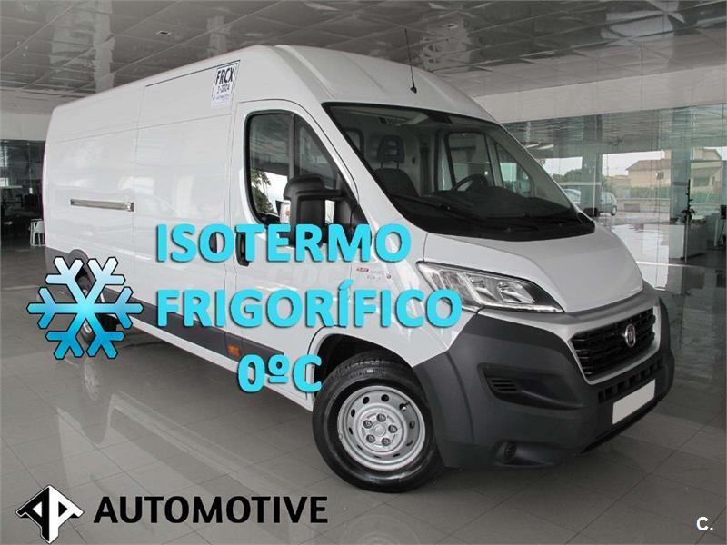 FIAT DUCATO 2.3 MJT. 130CV L4H2 ISOTERMO FRIGORÍFICO 0ºC