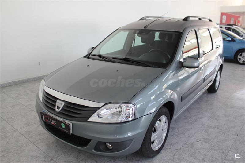 DACIA Logan Break Laureate dCi 90cv E5 7 plazas 5p.