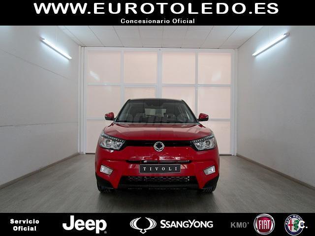 SSANGYONG Tivoli D16T Limited Auto 4x2 5p.