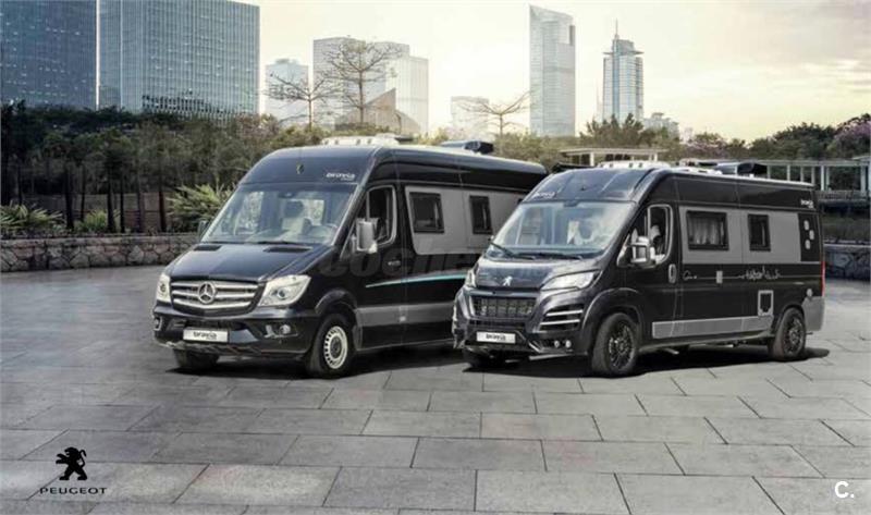 BRAVIA Camper Van