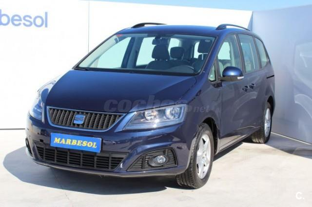 SEAT Alhambra 2.0 TDI 140 CV Ecomotive Reference 5p.