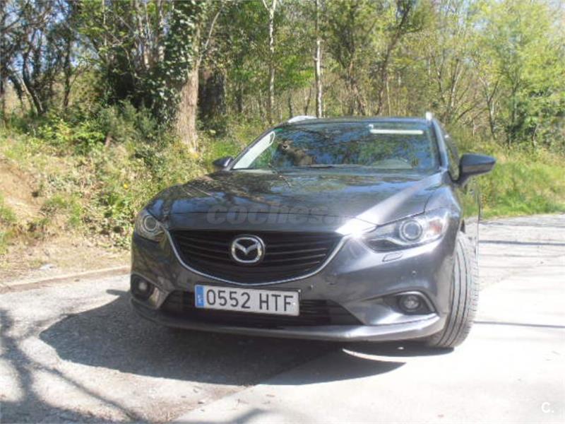 MAZDA Mazda6 2.2 DE 150cv Luxury WGN 5p.