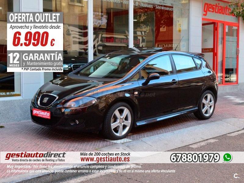 SEAT Leon 2.0 TFSI 185cv Sport Up 5p.