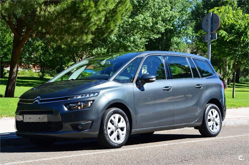 CITROEN Grand C4 Picasso eHDi 115 Airdream ETG6 Exclusive 5p.