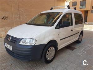 VOLKSWAGEN Caddy 1.9 TDI 104cv DSG Kombi Life 7 plazas 5p.