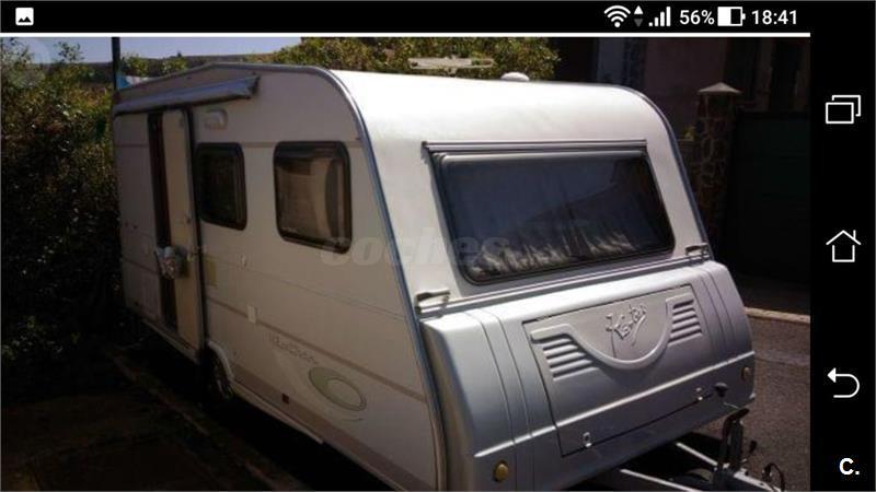 Caravana ligera amp;lt;750 kg