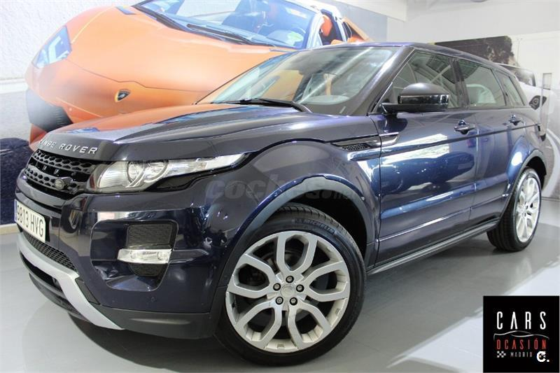 LAND-ROVER Range Rover Evoque 2.2L TD4 150CV 4x4 Dynamic Auto 5p.