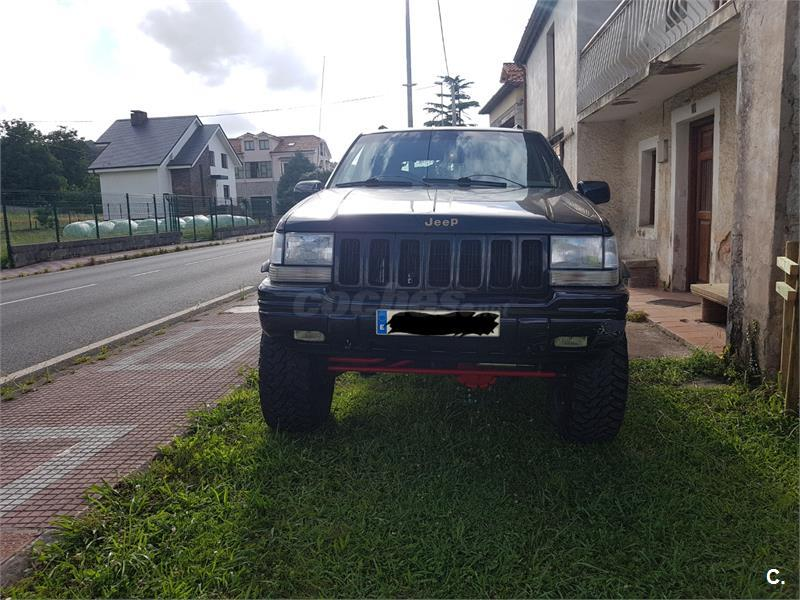 JEEP Grand Cherokee 5.2I LIMITED 96 5p.