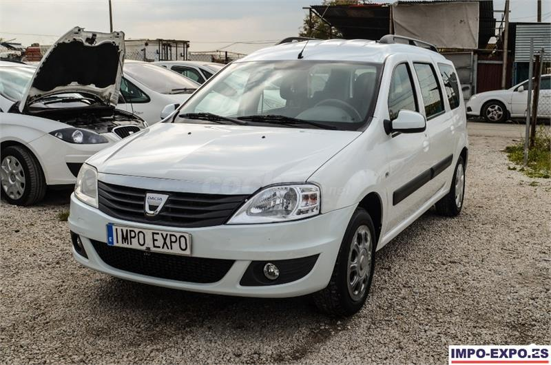 DACIA Logan Break Laureate 2011 dCi 90cv E5 7 plazas 5p.