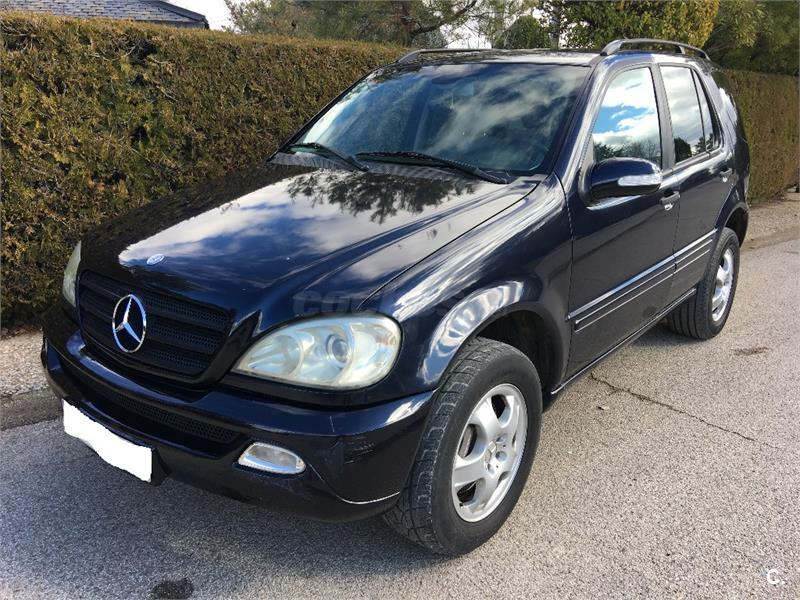 MERCEDES-BENZ Clase M ML 270 CDI AUTO 5p.
