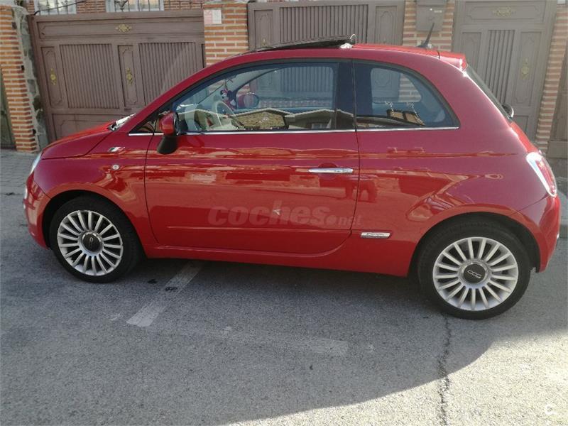 FIAT 500 1.2 8v 69 CV Lounge EU6 3p.