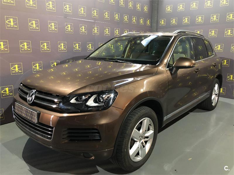 VOLKSWAGEN Touareg 3.0 V6 TDI 245 Tiptronic BlueMotion Tech 5p.