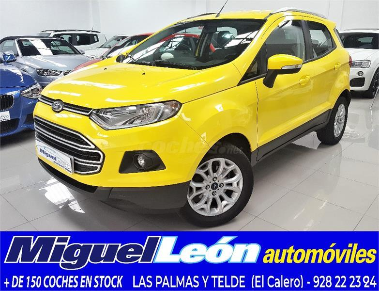 FORD EcoSport 1.0 EcoBoost 125cv Trend 5p.