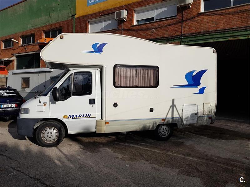 AUTOCARAVANA FIAT DUCATO 110CV