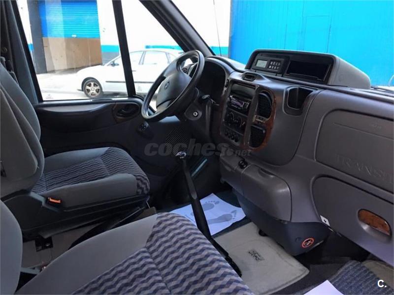 Furgoneta Camper Ford Transit Nugget