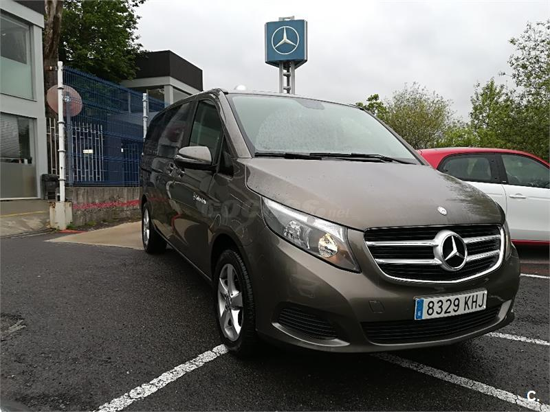 MERCEDES-BENZ Clase V 220 d Avantgarde Largo 5p.