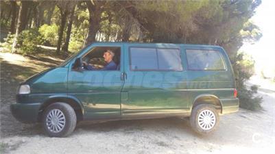 VOLKSWAGEN Caravelle Corto 2.5 TDI 130cv 4motion 4p.