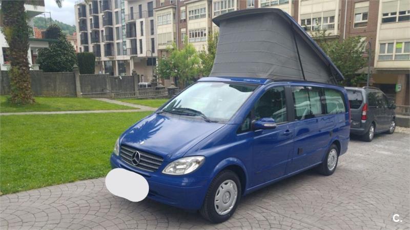 Mercedes Benz Viano Marco Polo - Furgo Camper