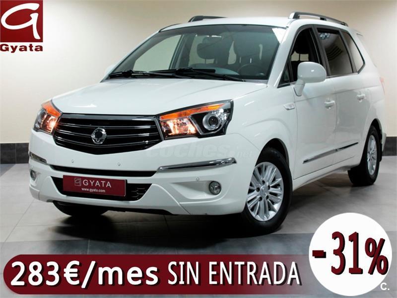 SSANGYONG Rodius D22T 178cv Premium 5p.