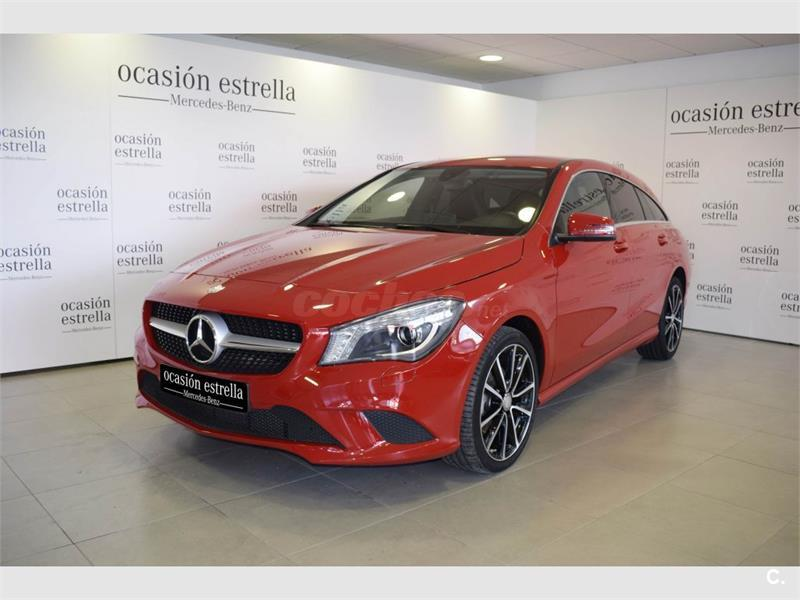 MERCEDES-BENZ Clase CLA CLA 200 d Urban Shooting Brake 5p.