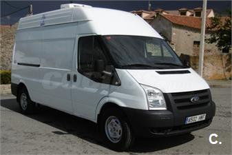 FORD TRANSIT 350L FRIO ( FRAx ) CAJA DOBLE PUERTA LAT