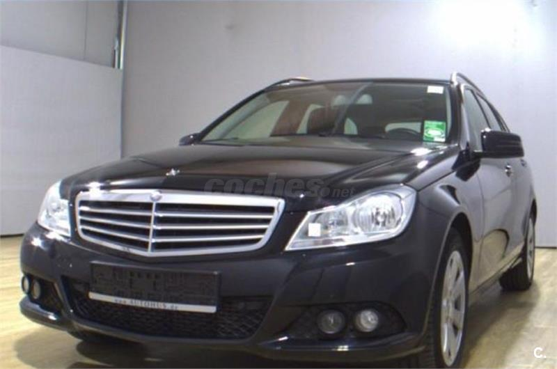 MERCEDES-BENZ Clase C C 200 CDI Estate 5p.