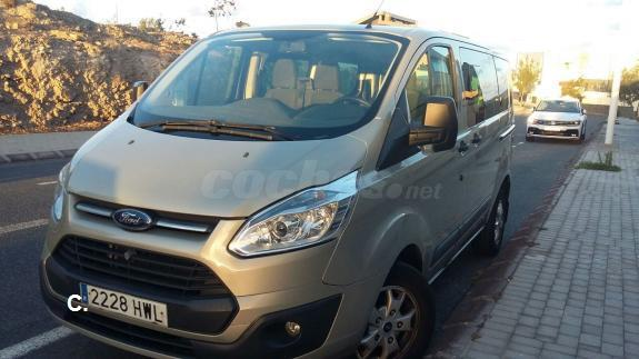 FORD Tourneo Custom 2.2 TDCI 125cv 300 L1 Limited 5p.
