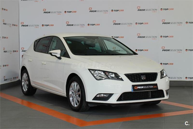 SEAT Leon 1.6 TDI 110cv StSp Reference Connect 5p.