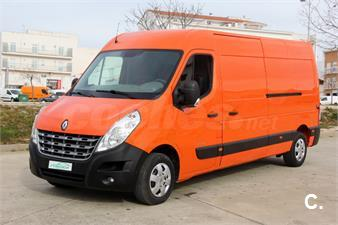 RENAULT Master Chasis Doble Cabina T L3 3500 dCi 125 E5
