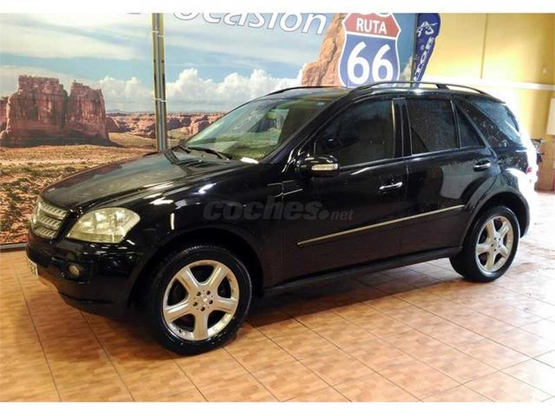 MERCEDES-BENZ Clase M ML 420 CDI 5p.