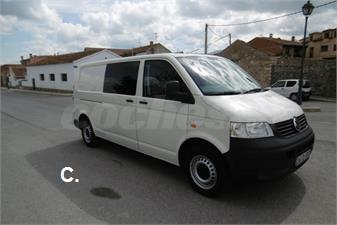 VOLKSWAGEN Transporter Kombi Largo T.Normal 2.5 TDI 130cv 2.8T
